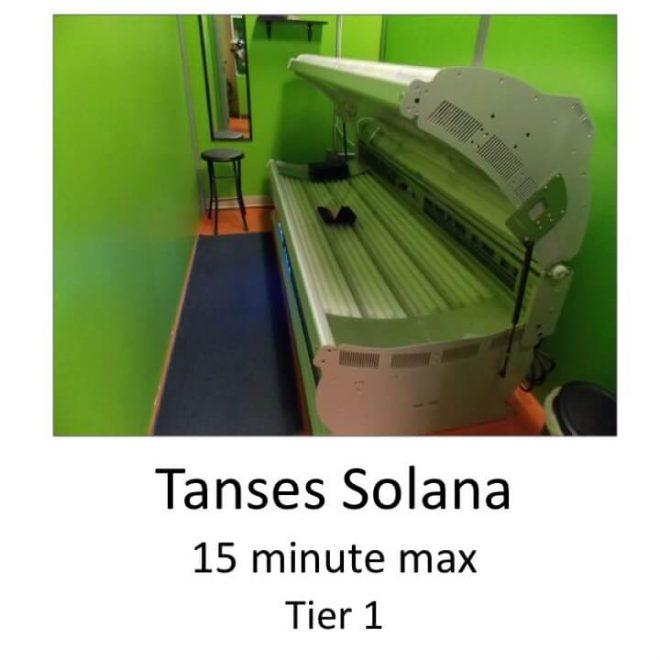 Tanses Solana
